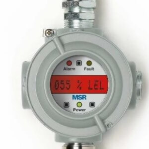 Gas Detection sensors with IECEx and SIl 2 Approval