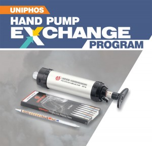 Uniphos Air Sampling Pump