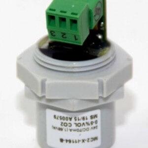 Long life gas sensor