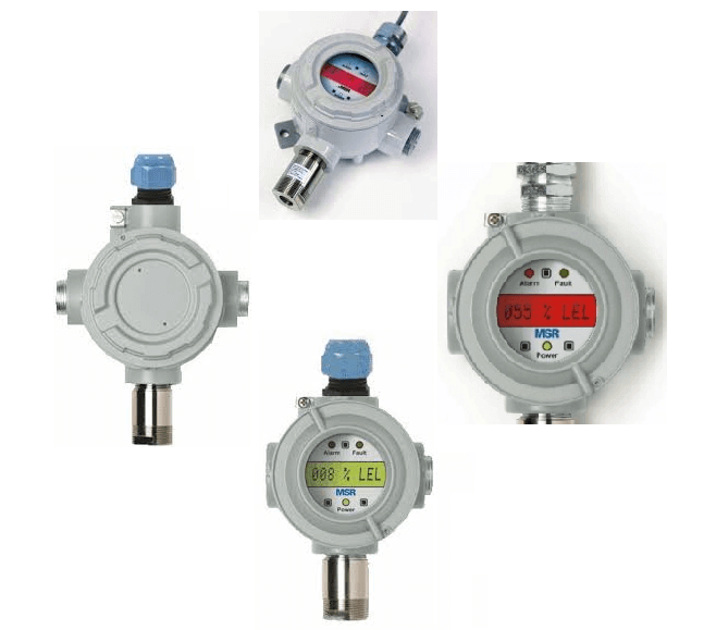 gas detectors for Butane