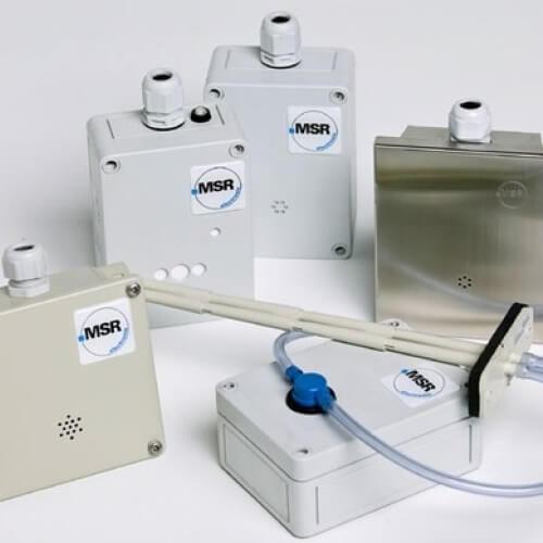 Sulphur Dioxide Gas Detectors