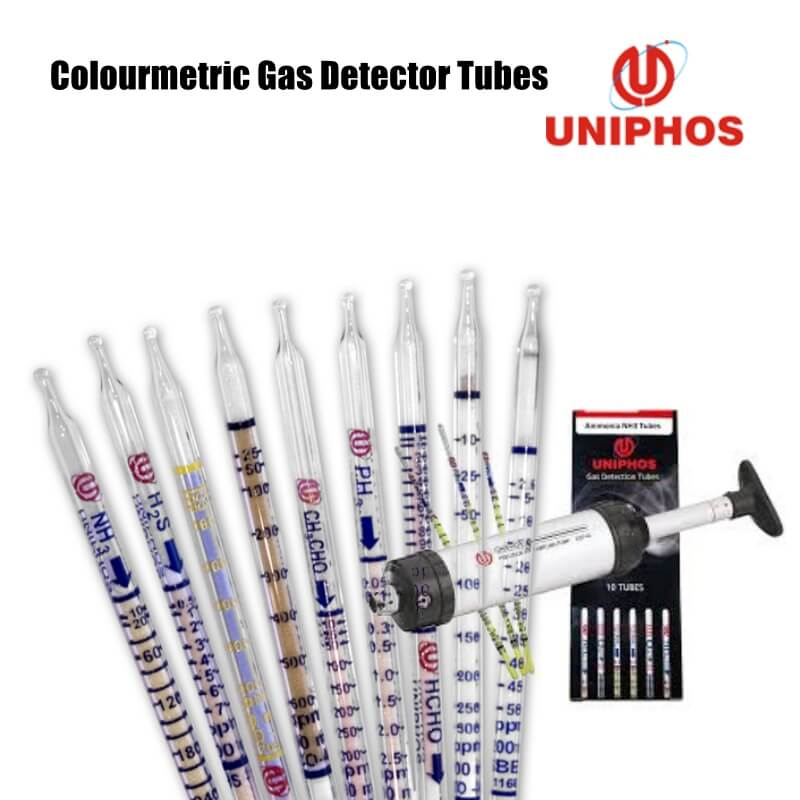 Gas Detection Tubes for NO and NO2