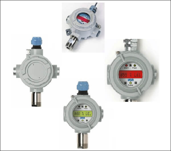 IECEx approved Gas Detection