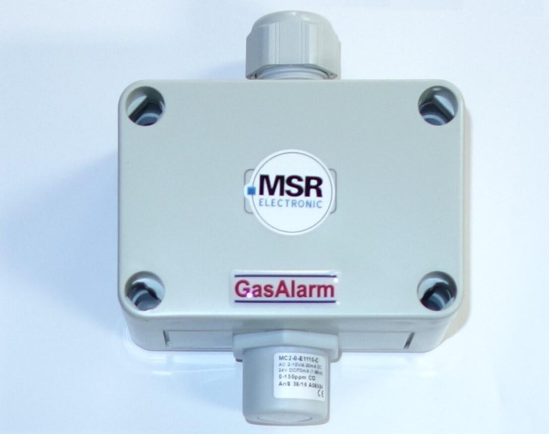 Natural Refrigerants Detector
